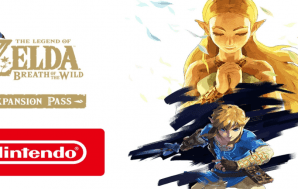 Nintendo Announces Expansion Pack for Breath of the Wild