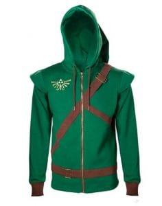 zelda hoodie