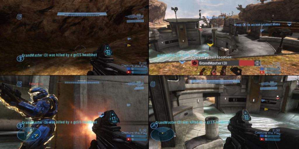 All Future Halo Fps Games Will Have Split Screen Co Op