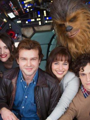 The New Han Solo Film Begins Its Story May 25 2018