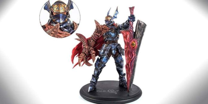 Soul Calibur II Nightmare Statue