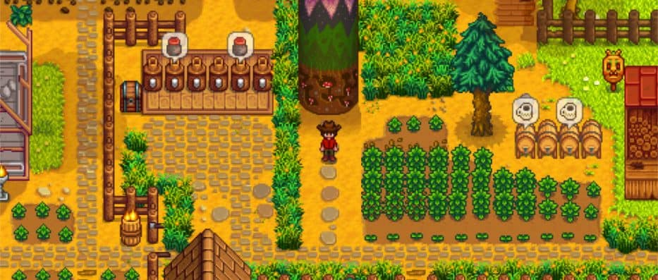 stardew valley physical