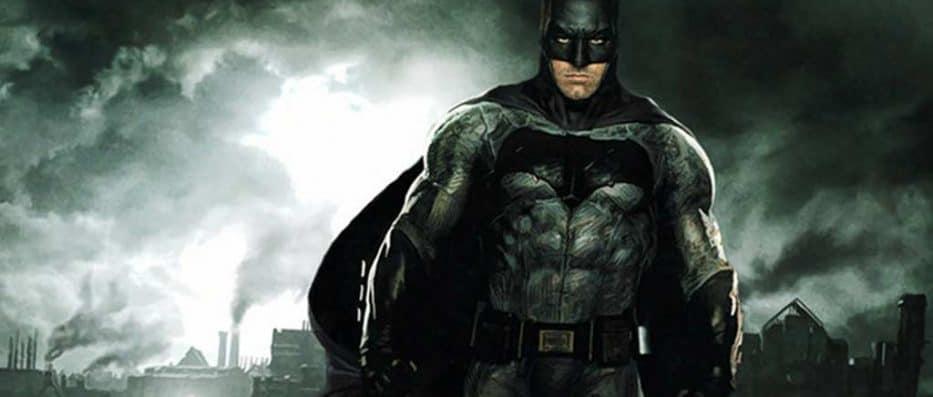 The Batman movie canceled