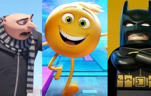 upcoming cartoon movies 2017