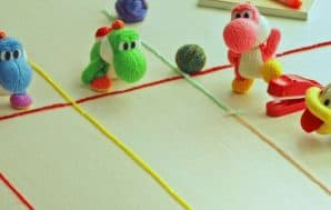 poochy & Yoshi's woolly world trailer