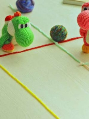 poochy & Yoshi's woolly world trailer
