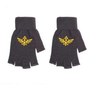 zelda fingerless gloves