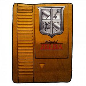 zelda gold cartridge blanket