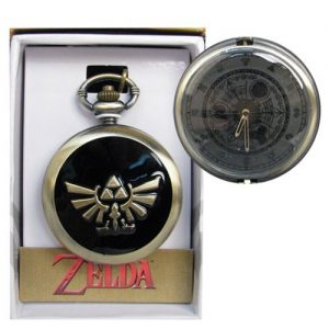 zelda pocket watch
