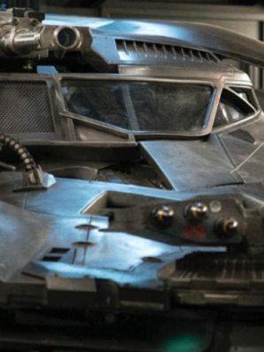 The Batmobile: Justice League Edition