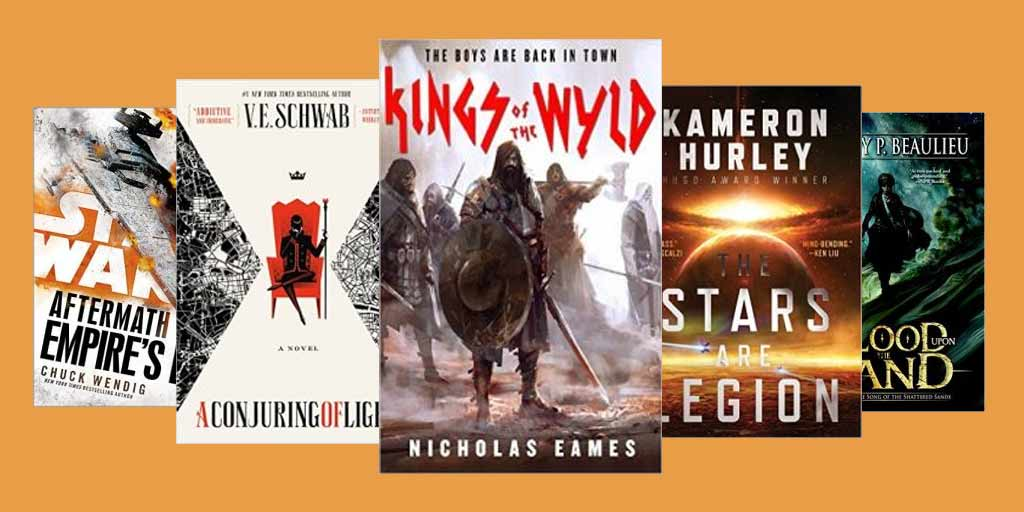 best new books to read 2017 sci fi amp fantasy