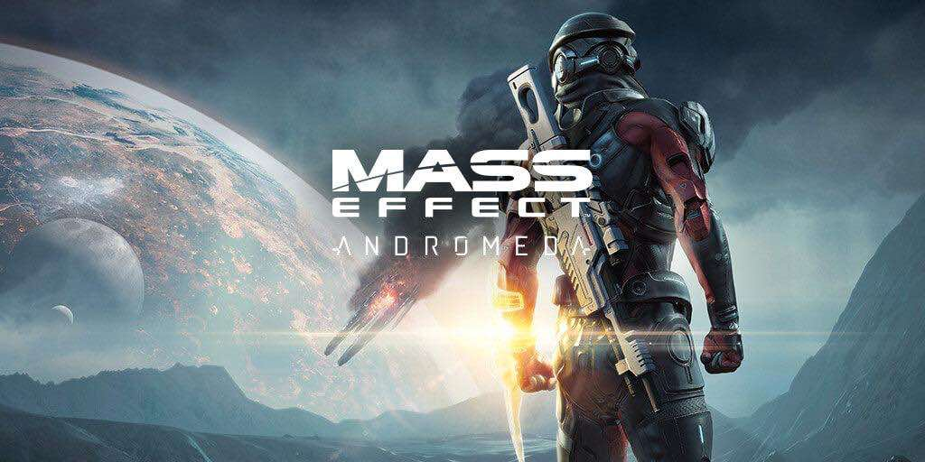 Mass Effect: Andromeda Download Size And Pre-Load Available Now