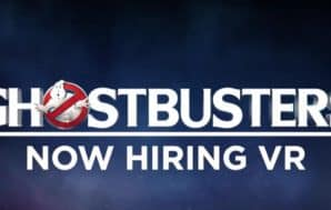 Ghostbusters: Now Hiring PS VR Game Out Now