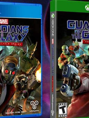 guardians of the galaxy telltale release date