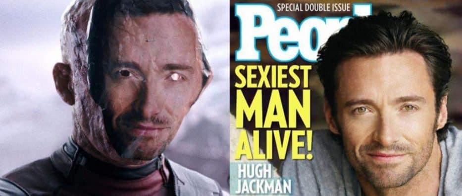 Deadpool 2 Scriptwriters Like The Idea Of Hugh Jackman Cameo