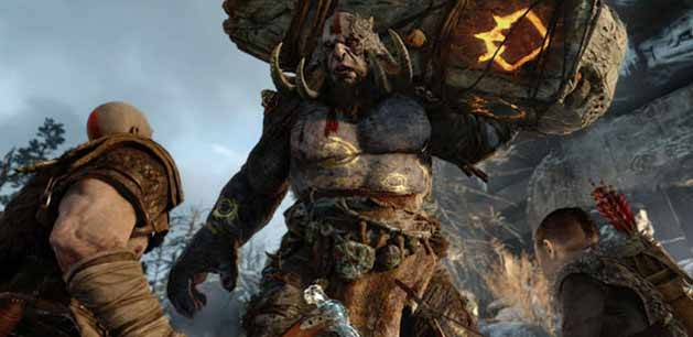 God of War upcoming games 2017