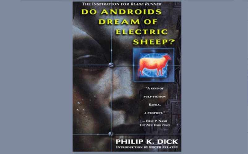 Philip K Dick Scifi