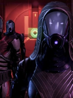 Quarians Will Be In Mass Effect: Andromeda After All