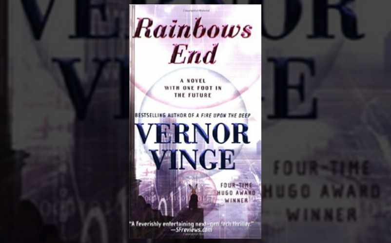 rainbow's end novel