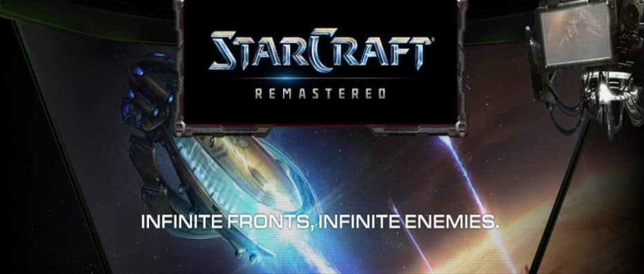 StarCraft Remastered Coming Soon To A PC Near You