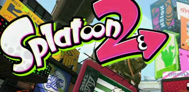 Splatoon 2 Nintendo Direct July 6 2017