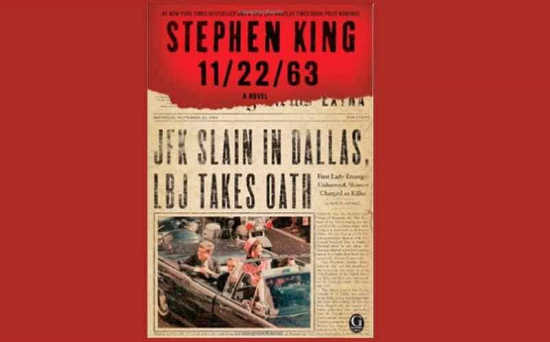 11/22/63 book by stephen king
