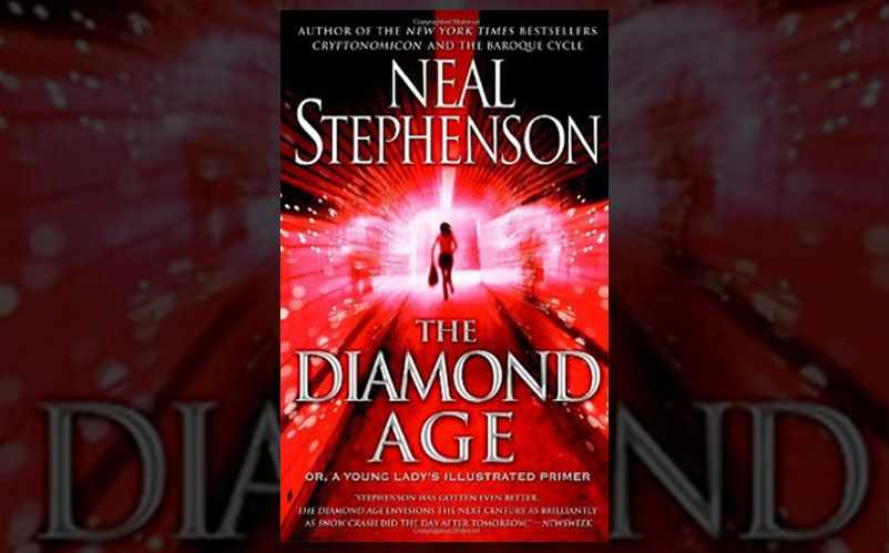 top sci-fi books the diamond age
