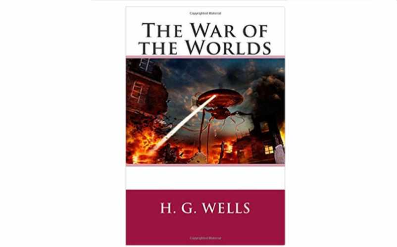 the war of the worlds book