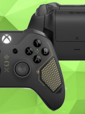 Microsoft Unveils Xbox One Tech Series Controller