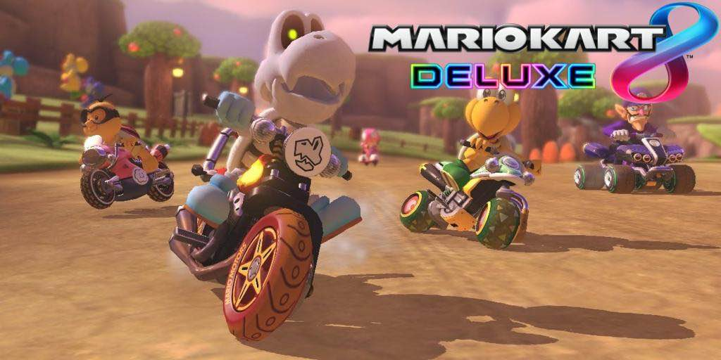 Download Size for Mario Kart 8 Deluxe Revealed