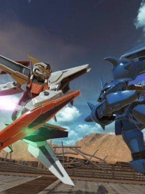 Gundam Versus Coming To PS4 Fall 2017