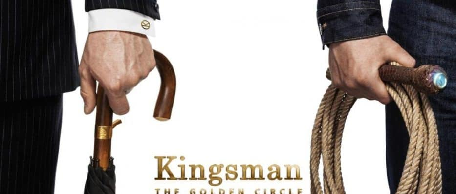 Kingsman: the Golden Circle Debuts Release Date With Trailer
