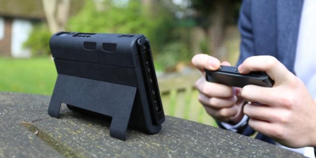 New Nintendo Switch Battery Case Promises Additional 12 Hours Of Battery Life