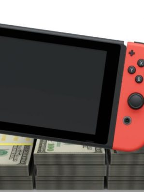 Nintendo Switch Sales Already Out-Pace The Wii