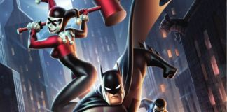 Batman And Harley Quinn Animated Movie Release Date August 2017
