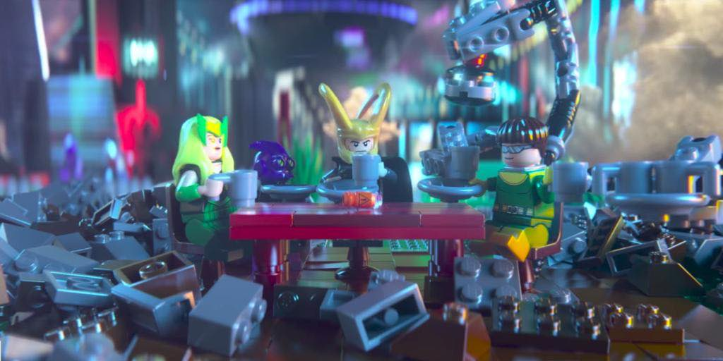 Lego Marvel Superheroes 2 Video Game