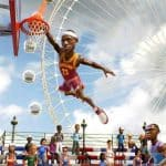 NBA Playgrounds Patch Fixes Shooting System