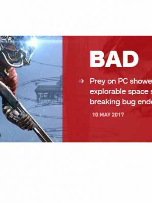 IGN Prey Review