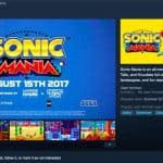 Sonic Mania Release Date Might Be August 2017