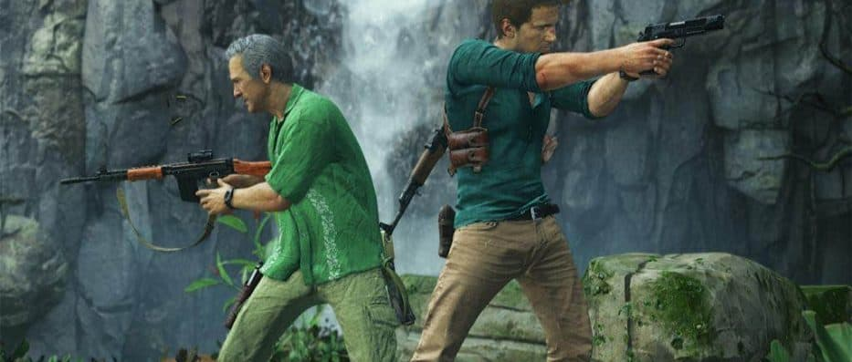 Tom Holland Will Star In Live-Action Uncharted Movie