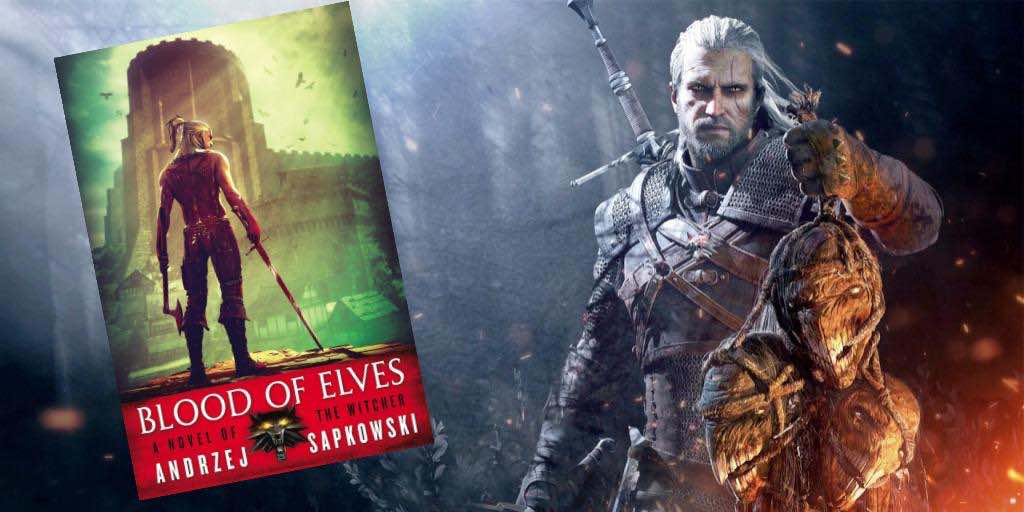 the witcher netflix series will be based on the books not