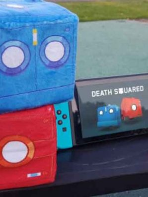 Death Squared Nintendo Switch