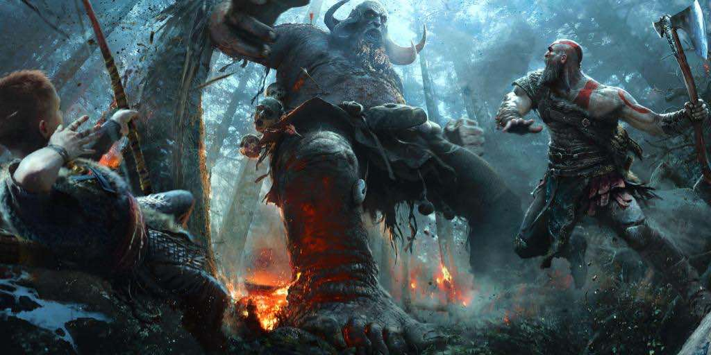 New God of War release date possibly leaked