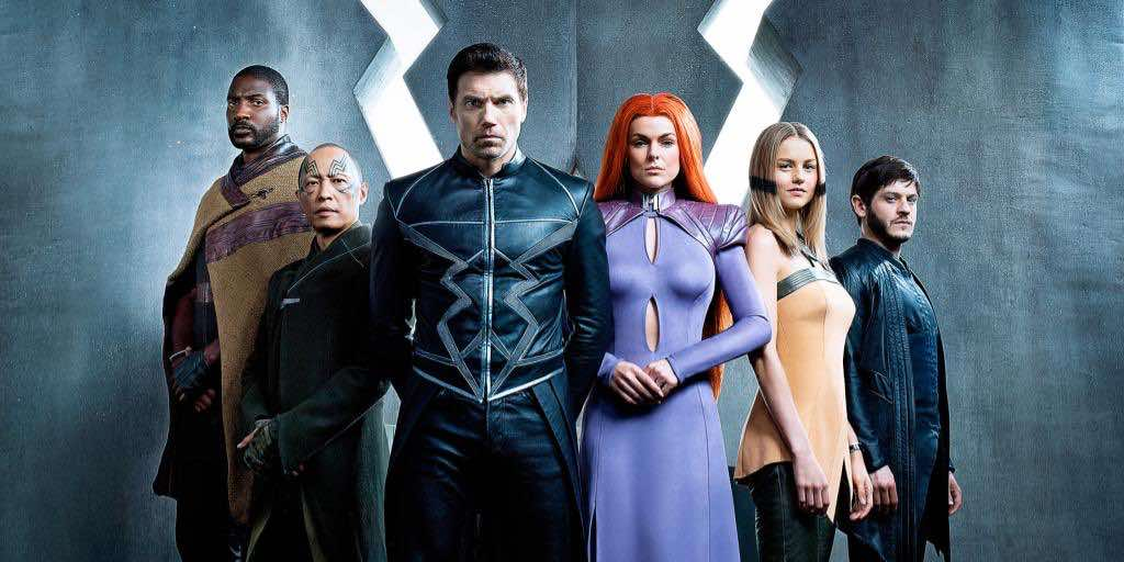 First Photo Of Marvel's Inhumans Revealed