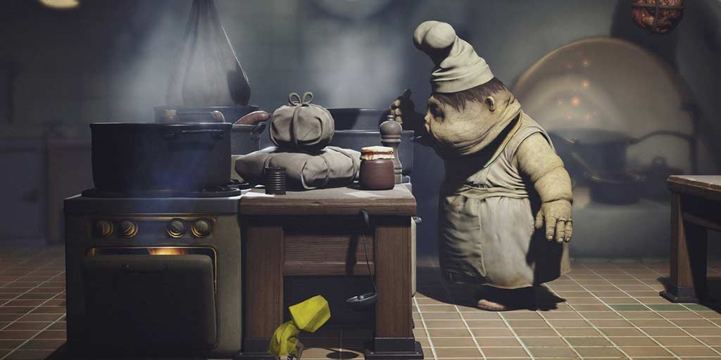little nightmares pc review