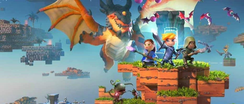 Portal Knights PS4 review