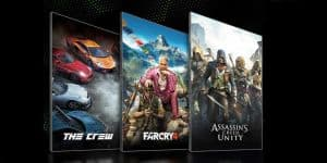 Ubisoft Reveals Upcoming Games: Far Cry 5, Crew, and Assassin's Creed