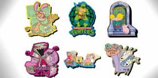 90s cartoon magnets