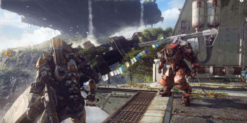 Bioware: Anthem Has More In Common With Star Wars Then Mass Effect