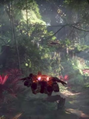 Anthem Official Gameplay Trailer